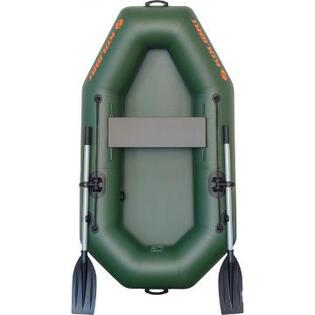 лодка колибри 240 с настилом