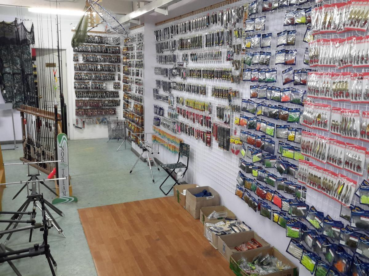 товары для рыбалки в москве адреса