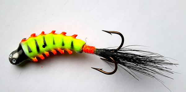бокоплав личинка