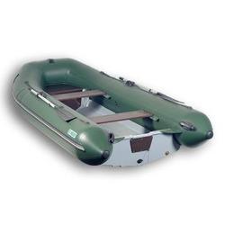 Надувные лодки килевые RIB с жестким дном