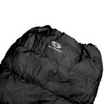 Спальный мешок Sir Joseph Elephant foot -15°C Black