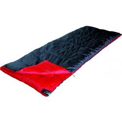 Спальный мешок High Peak Ranger / +7°C (Right) Black/red