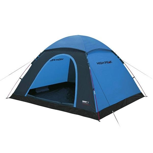 Палатка High Peak Monodome XL 4 blue grey