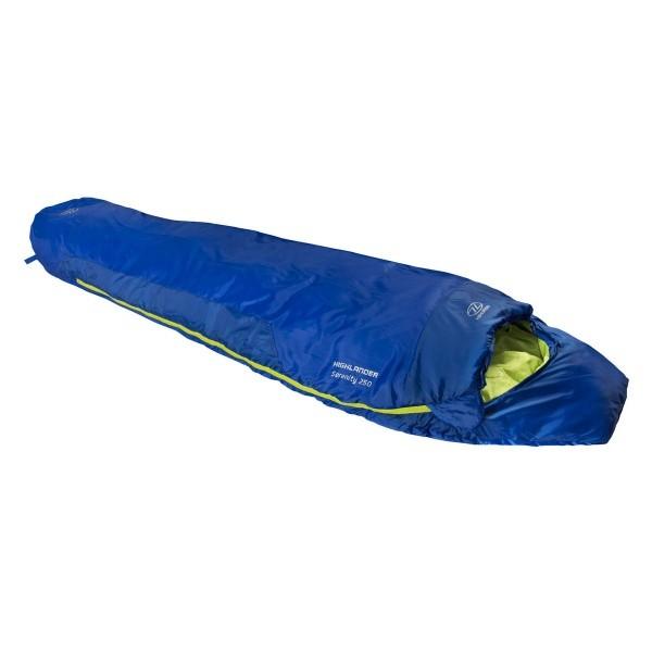 Спальный мешок Highlander Serenity 250/-4°C Blue (Left)