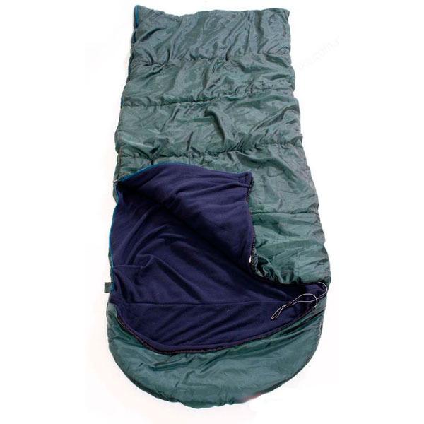 Спальный мешок EOS 7140000 зелёный