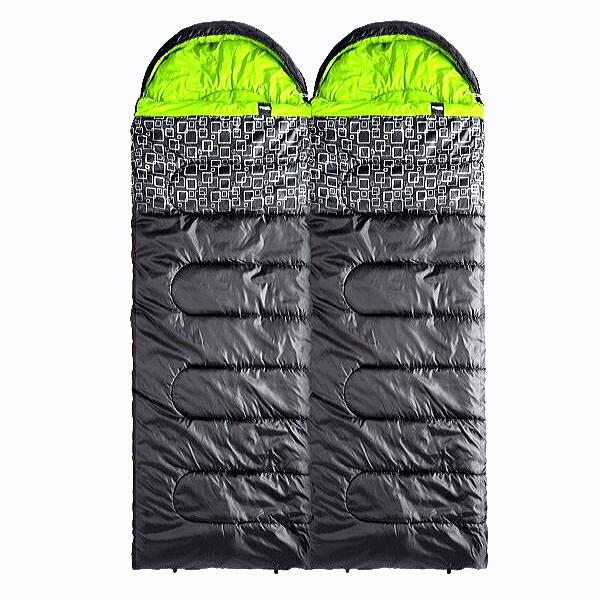 Спальный мешок Caribee Moonshine Twin Set /+7°C двойной