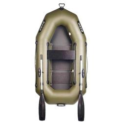 Лодка надувная BARK В-210C гребная одноместная
