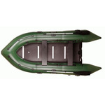 Трехместная моторная килевая лодка BARK BN-310S