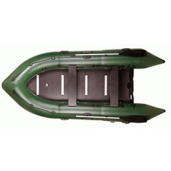 Шестиместная моторная килевая лодка BARK BN-390S