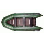 Восьмиместная моторная килевая лодка BARK BT-420S