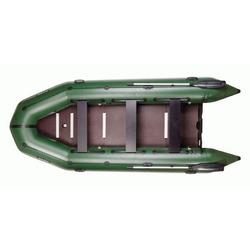 Восьмиместная моторная килевая лодка BARK BT-450S