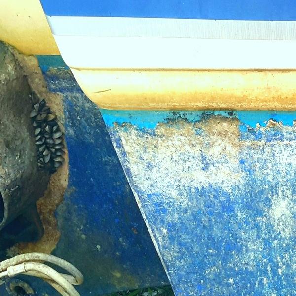 Антифоулинг - покрытие катера необрастайкой