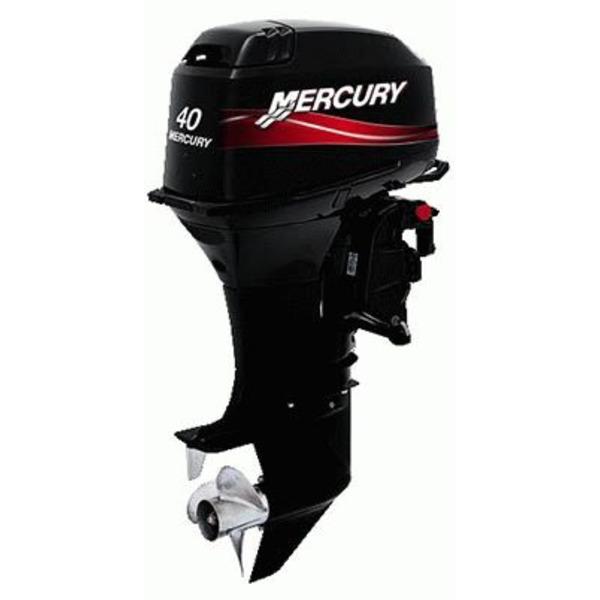 Mercury 40 ELPTO двухтактный лодочный мотор