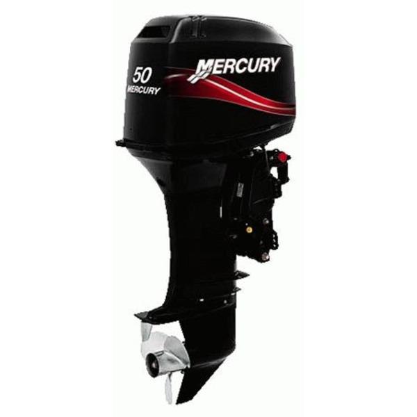 Mercury 50 ELPTO двухтактный лодочный мотор
