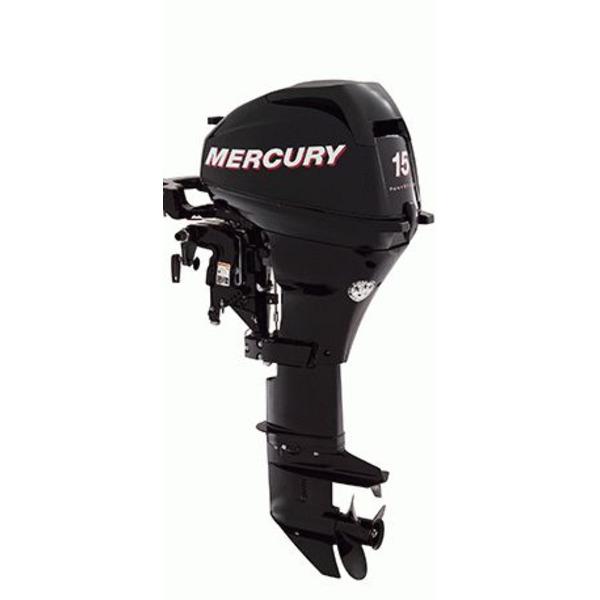 Mercury F 15 E четырехтактный лодочный мотор