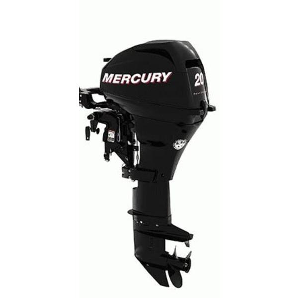 Mercury F 20 ML четырехтактный лодочный мотор