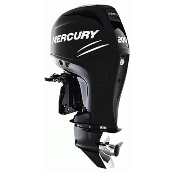Mercury Verado 200 XL четырехтактный лодочный мотор