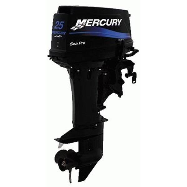 Mercury 25 M SEAPRO двухтактный лодочный мотор