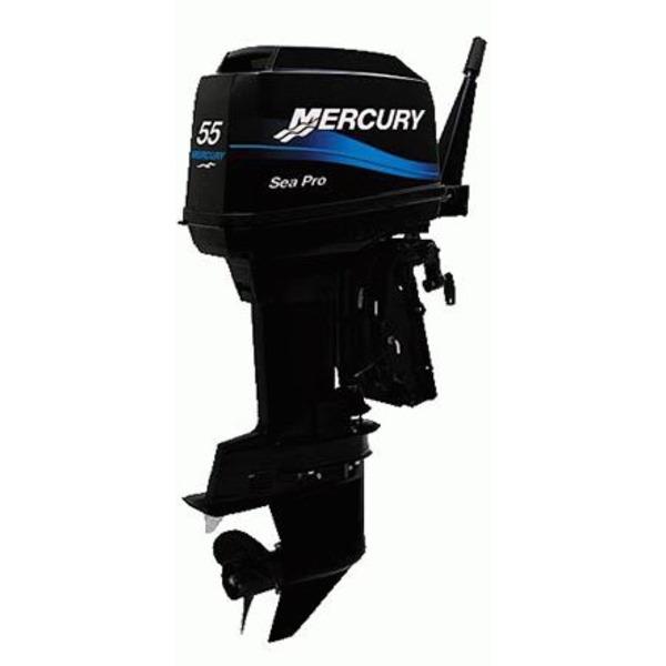 Mercury 55 M SEAPRO двухтактный лодочный мотор