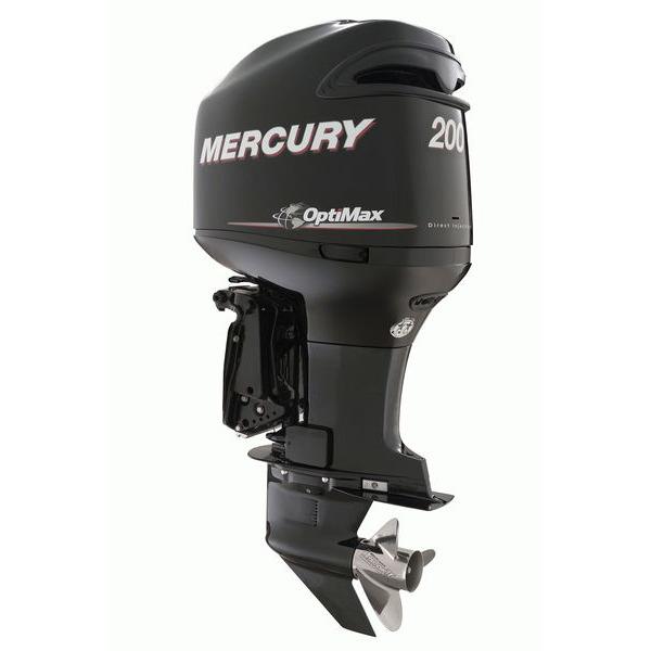 Mercury 200 L Optimax двухтактный лодочный мотор