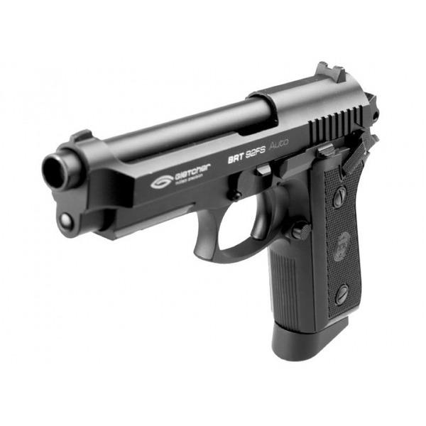 Gletcher BRT 92FS AUTO пневматический пистолет Beretta