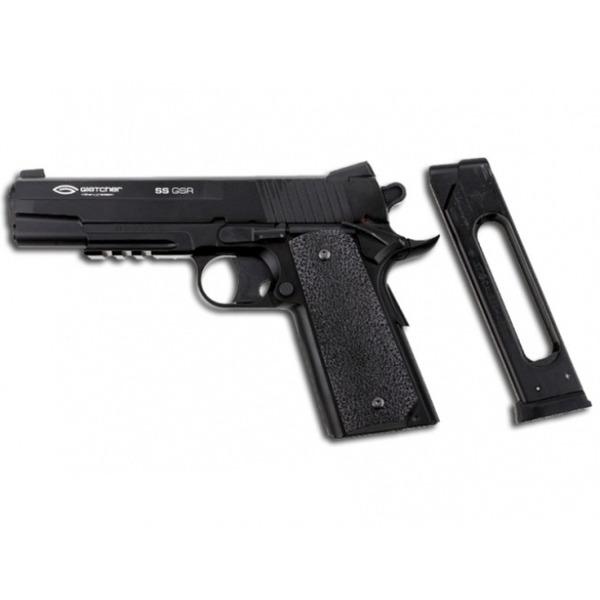 Gletcher SS GSR пневматический пистолет