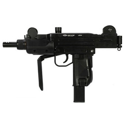 Автомат УЗИ UZI пистолет пулемет пневматический Gletcher