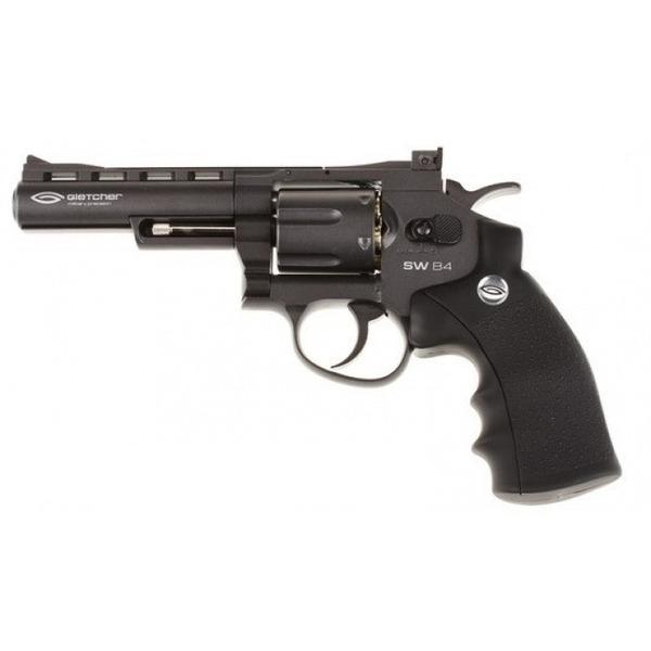 Револьвер пневматический Gletcher SW B4