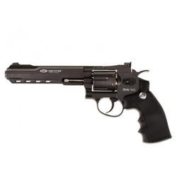 Gletcher SW B6 пневматический револьвер