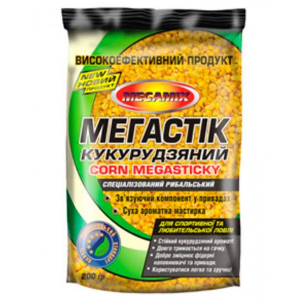Мастырка рыболовная Кукуруза MEGAMIX Мегастик