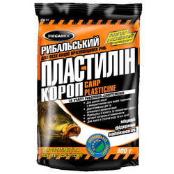 Пластилин рыболовный MEGAMIX Карп 250/500/900 г