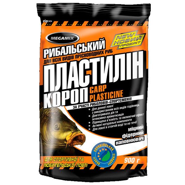 Пластилин MEGAMIX Карп 250/500/900 г.