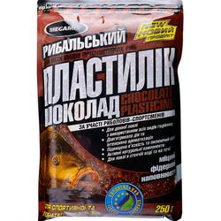 Пластилин MEGAMIX Шоколад