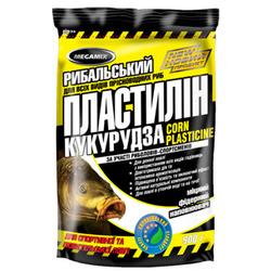 Пластилин рыболовный MEGAMIX Кукуруза 250/500/900 г