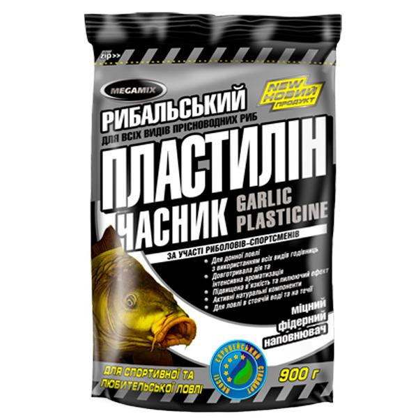 Пластилин MEGAMIX Чеснок 250 г.