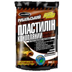 Пластилин рыболовный MEGAMIX Конопля 250/500/900 г