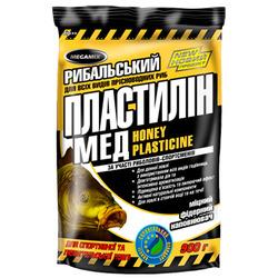 Пластилин рыболовный MEGAMIX Мед 250/500/900 г