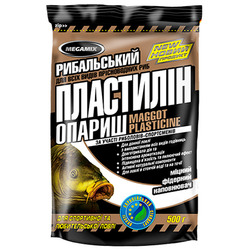 Пластилин рыболовный MEGAMIX Опарыш 500 г