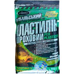 Пластилин рыболовный MEGAMIX Горох 250/500/900 г