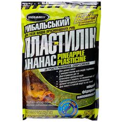 Пластилин рыболовный MEGAMIX Ананас 250 г