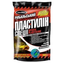 Пластилин рыболовный MEGAMIX Специи 500 г