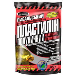 Пластилин рыболовный MEGAMIX Клубника 250/500/900 г