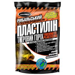 Пластилин рыболовный MEGAMIX Тигровый Орех 500 г