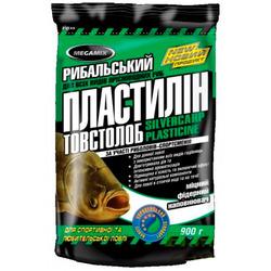 Пластилин рыболовный MEGAMIX Толстолоб 900 г