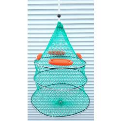 Садок с поплавками рыболовный