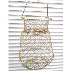 Садок для рыбы металл 38 см