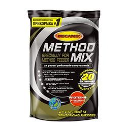 Прикормка рыболовная METHOD MIX 900 г. Мегамикс