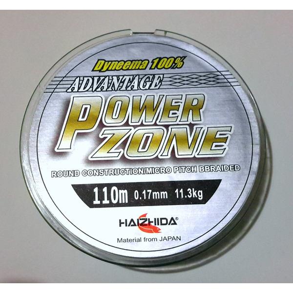 Шнур HAIZHIDA POWER ZONE GREEN 110 m.