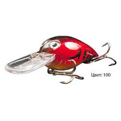 Воблер DUNHAL, 80 мм, 9,6 г, цвет 100, для ловли щуки, судака, окуня