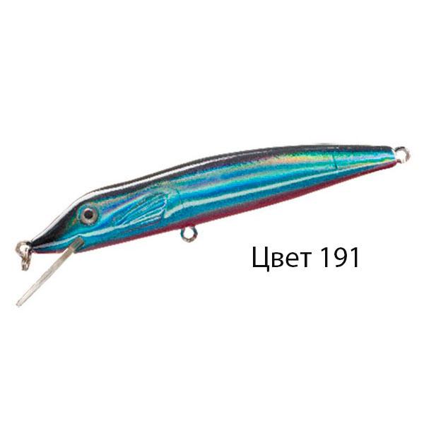 Воблер PIKKIE L, 125 мм, 12,0 г, цвет 191, для ловли щуки, судака, окуня